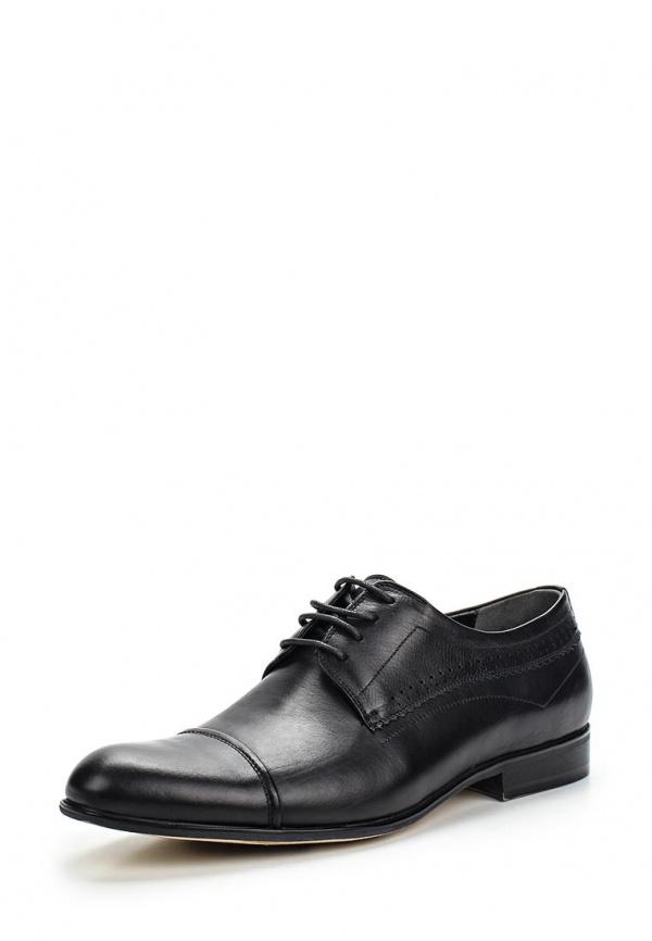 Туфли Vera Victoria Vito 5-386-1-LUX чёрные