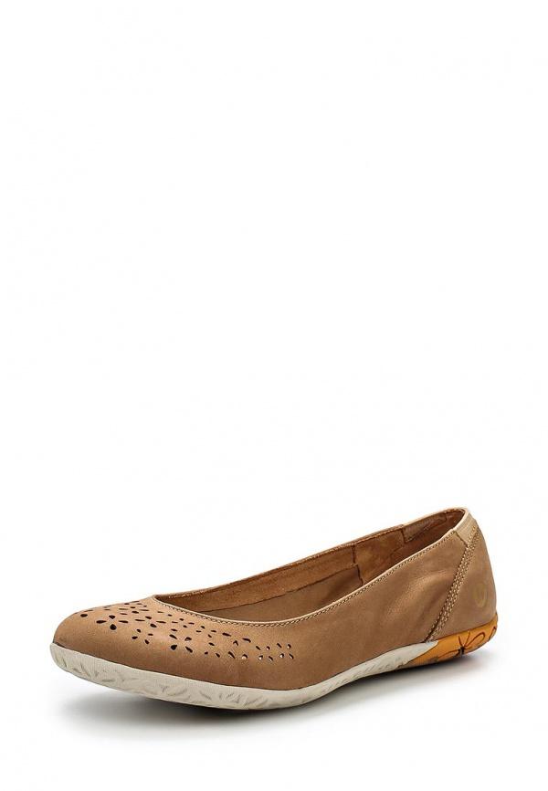 Балетки Merrell 21906 коричневые