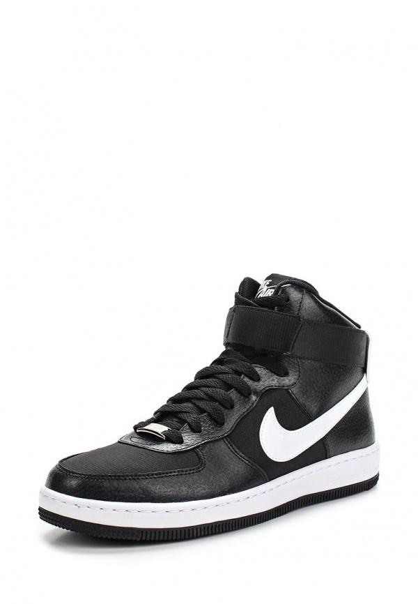 Кроссовки Nike 654851-006 чёрные