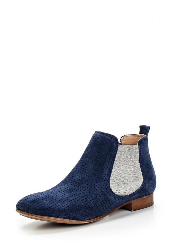 Ботинки Carmens Padova 35093 синие