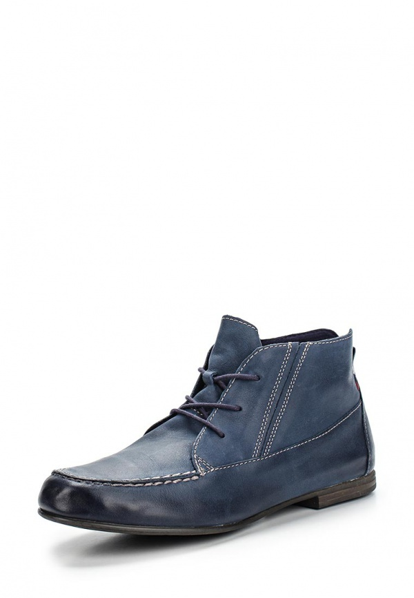 Ботинки Marco Tozzi 2-2-25102-24-892 синие
