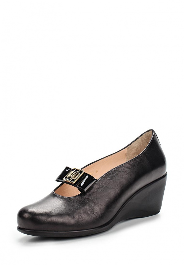 Туфли Ascalini Y1587B коричневые