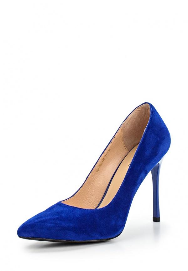 Туфли Dali 183-102-16-2-3 синие