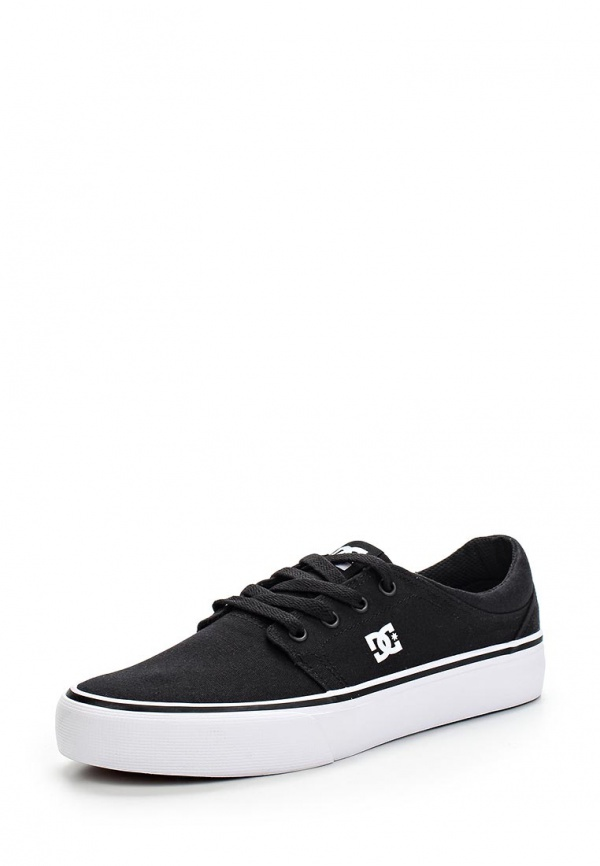 Кеды DC Shoes ADJS300078 чёрные