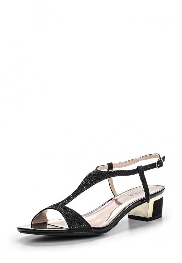 Босоножки Evita EV85872-1-1T чёрные