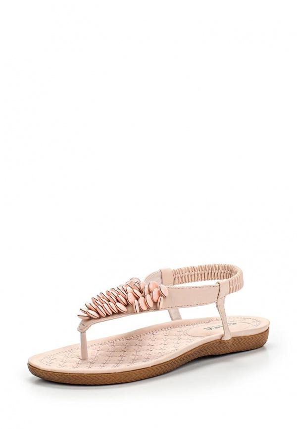 Сандалии Evita EV438-3686-3-15 розовые