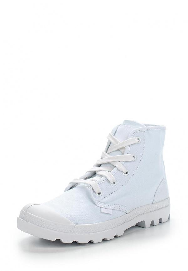 Ботинки Palladium 92352 белые