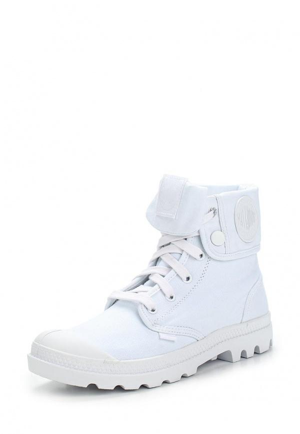 Ботинки Palladium 92353 белые