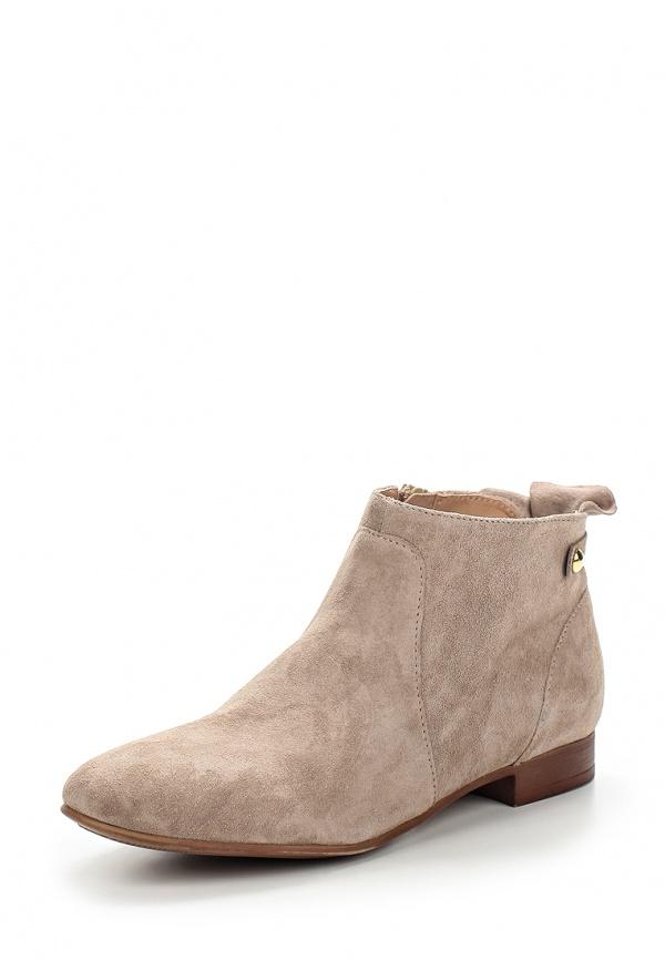 Ботинки Carmens Padova 35096 бежевые