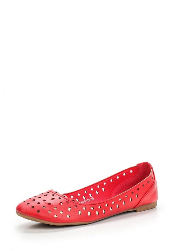 Балетки Evita EV3888-7-20 красные