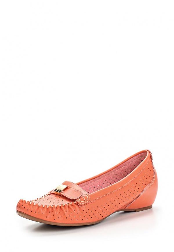 Лоферы Evita EV1169-18-20 оранжевые