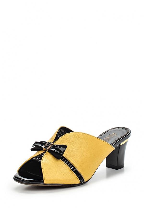 Сабо Ascalini L15045 жёлтые