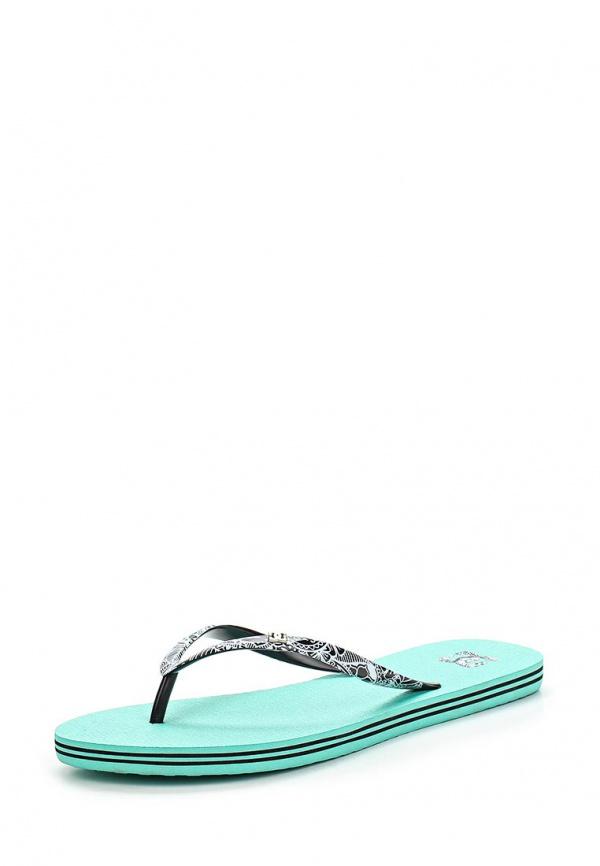 Сланцы DC Shoes ADJL100002 чёрные