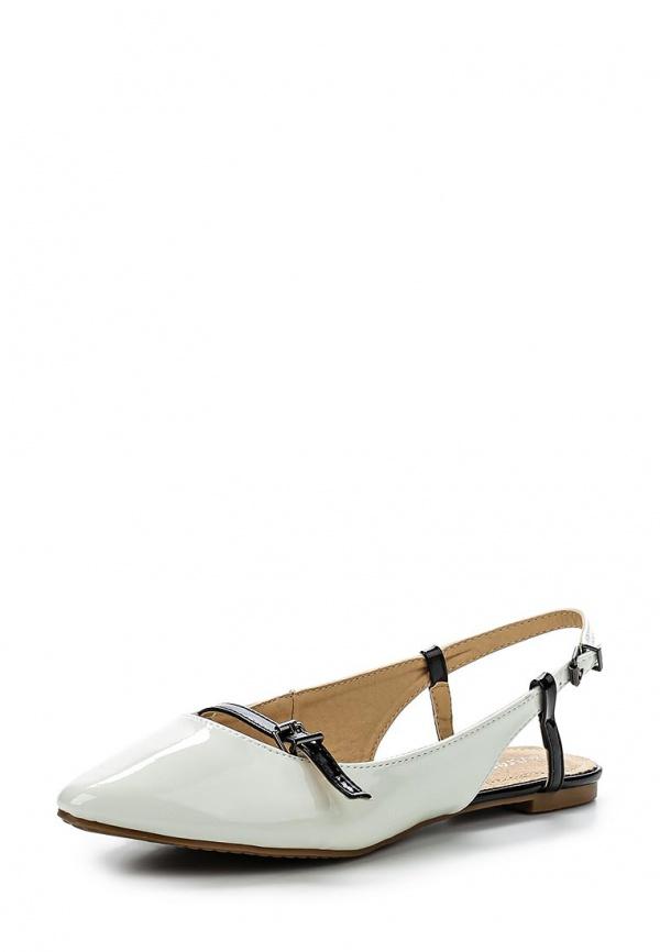 Туфли Instreet 151-27WL-010SK белые