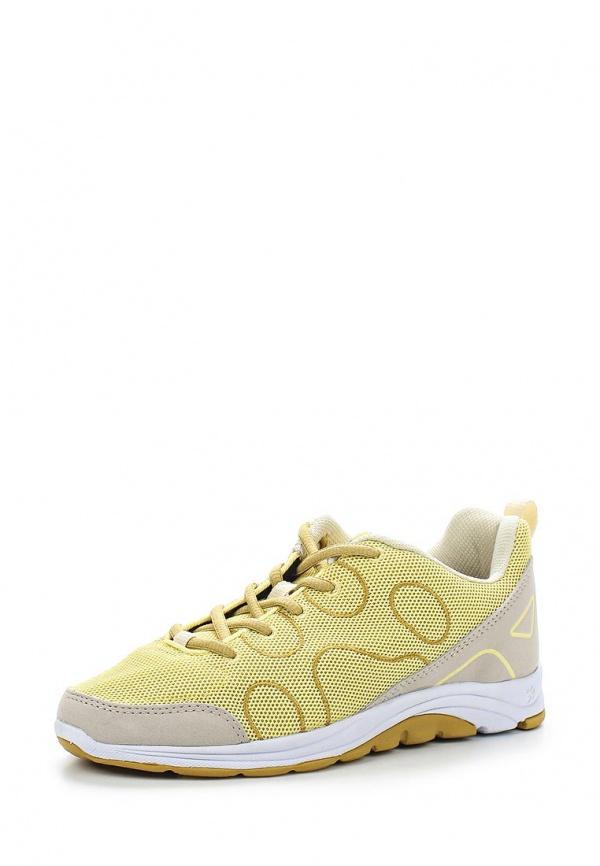 Кроссовки Jack Wolfskin 4015441-3073 жёлтые