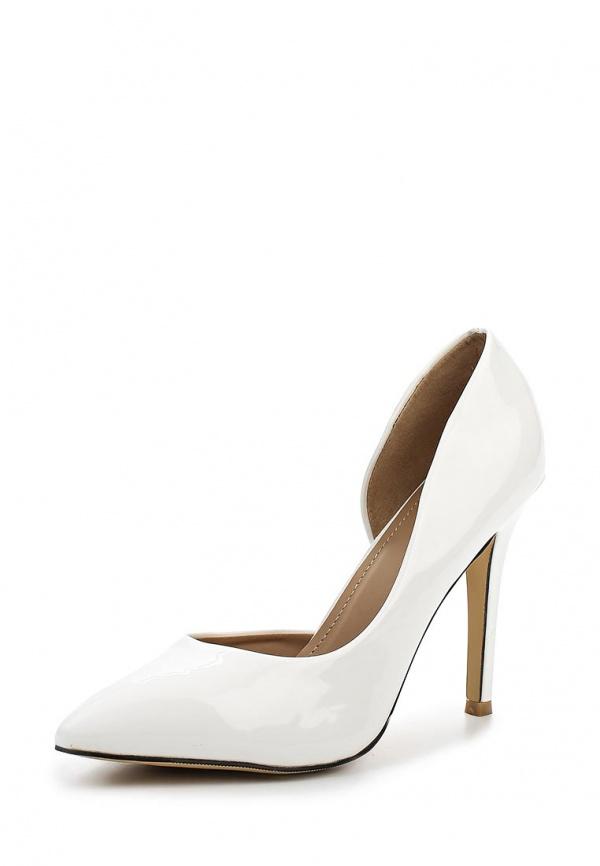 Туфли Sergio Todzi GH162 белые