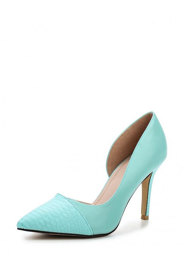 Туфли Sergio Todzi GH168 зеленые