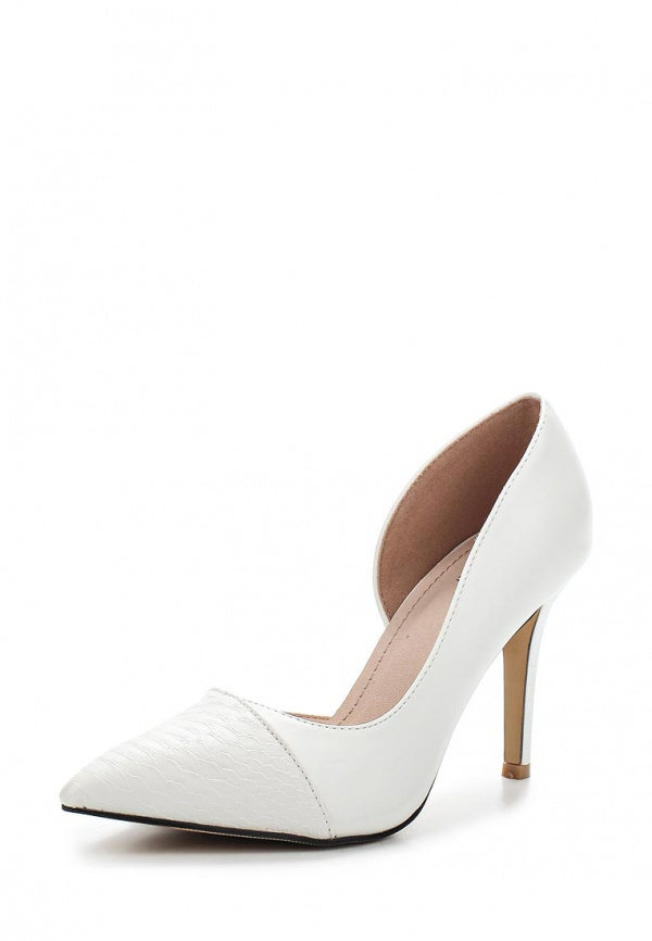 Туфли Sergio Todzi GH168 белые