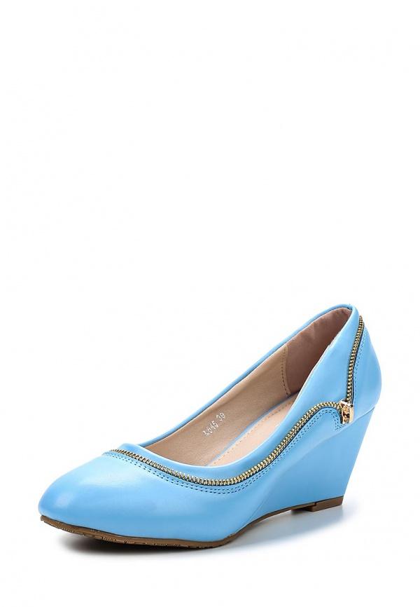 Туфли Sergio Todzi L845 голубые