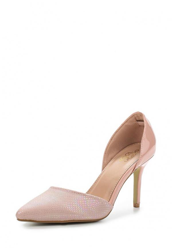 Туфли Sergio Todzi R161 розовые