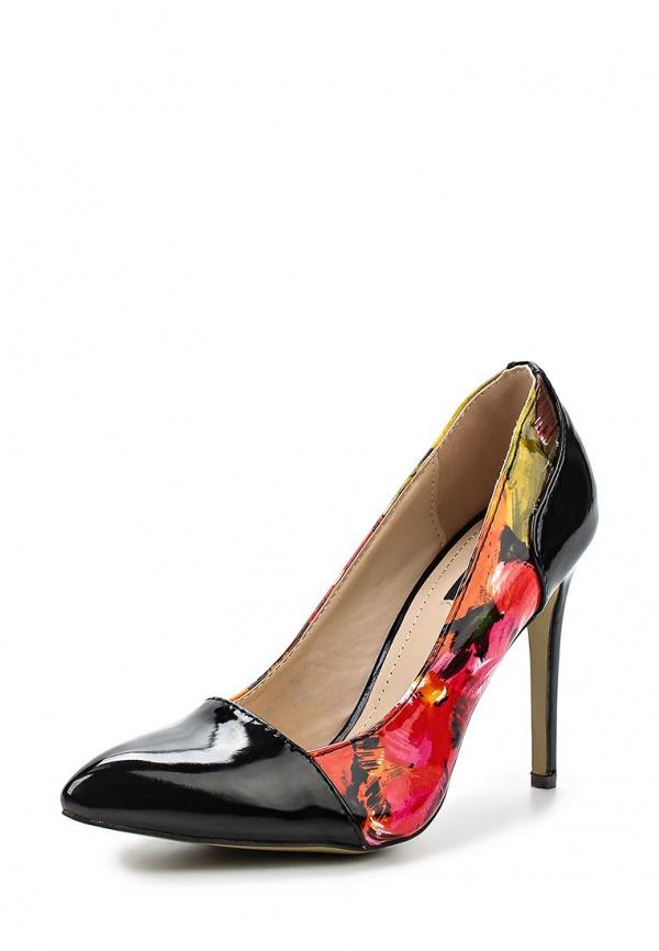 Туфли Sergio Todzi RMD1230 красные, чёрные