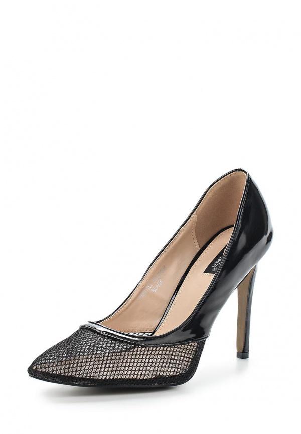 Туфли Sergio Todzi RMD1252 чёрные