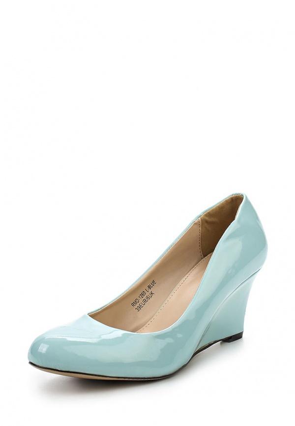 Туфли Sergio Todzi RMD1260 зеленые