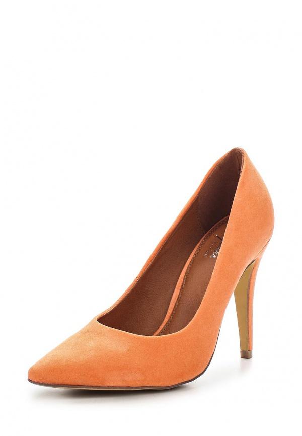 Туфли Spurr SBFSS1409 оранжевые