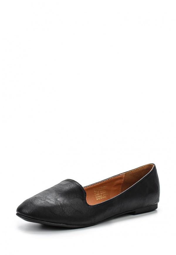 Балетки Spurr SBAW15013 чёрные