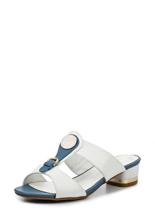 Сабо Instreet 90-27WE-056SS белые, синие