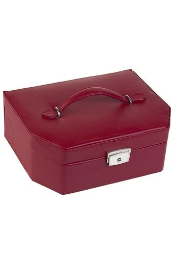 Шкатулки для украшений Красный куб Шкатулка для украшений