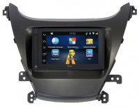 Parrot ASTEROID Smart Hyundai Elantra 2014+