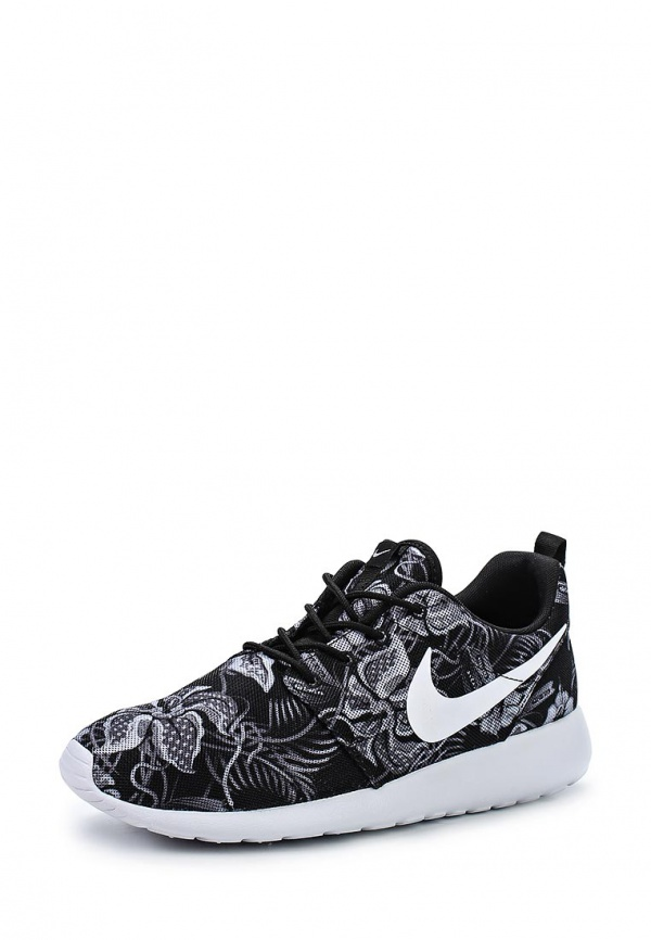Кроссовки Nike 655206-018 чёрные