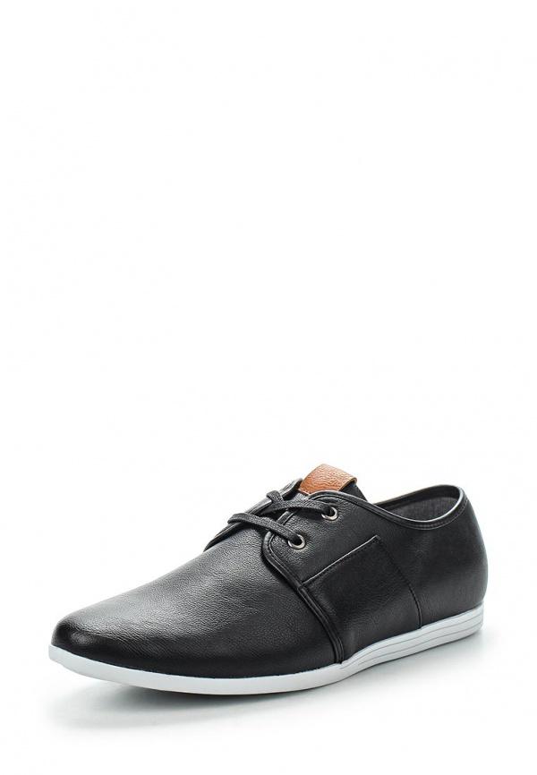 Туфли Elong EL0130 чёрные