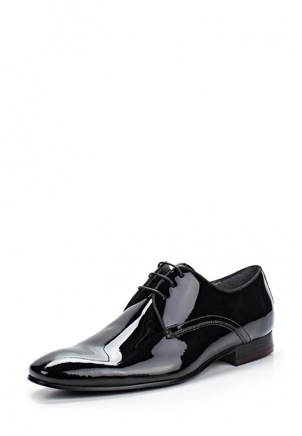 Туфли Mascotte 76-511501-0702 чёрные