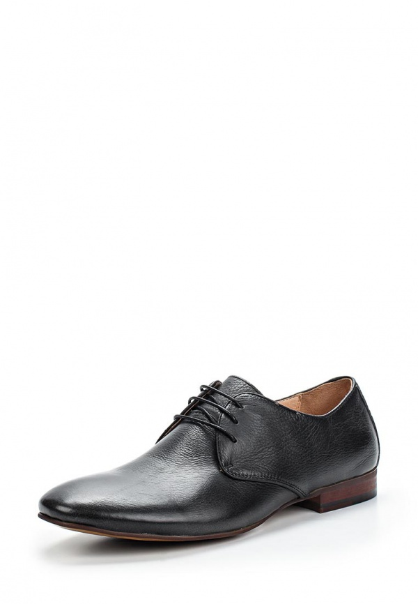 Туфли Mascotte 22-5156201-0110 чёрные