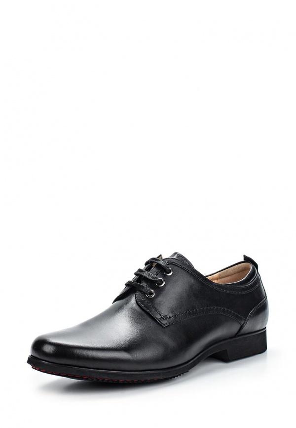 Туфли Mascotte 43-517701-0502 чёрные
