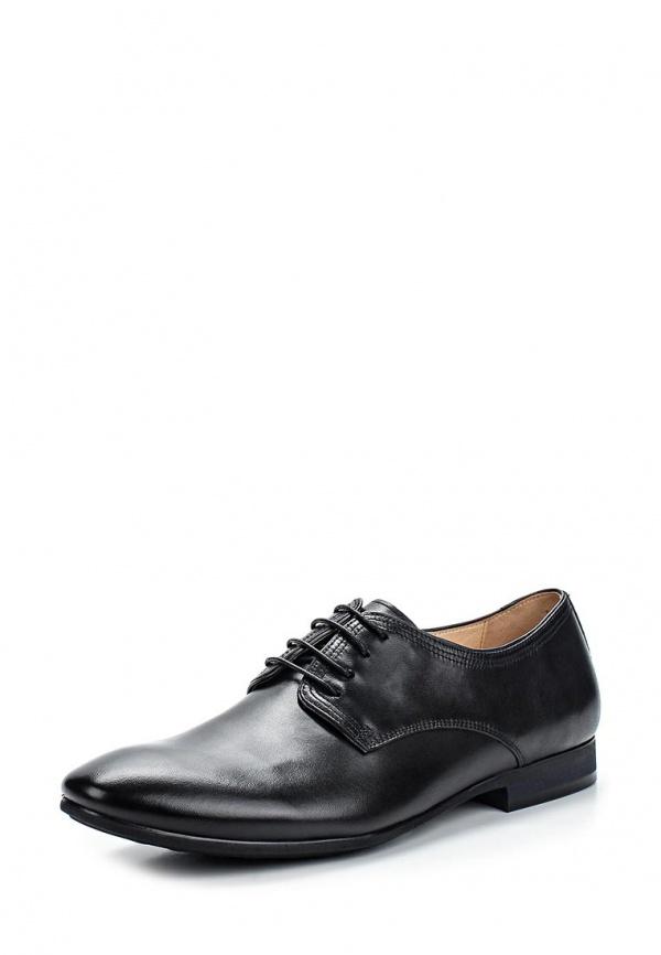Туфли Mascotte 24-511501-0102 чёрные