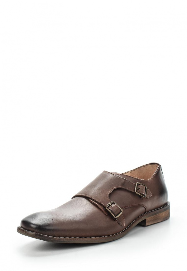 Туфли McCrain SS15MCS068 коричневые