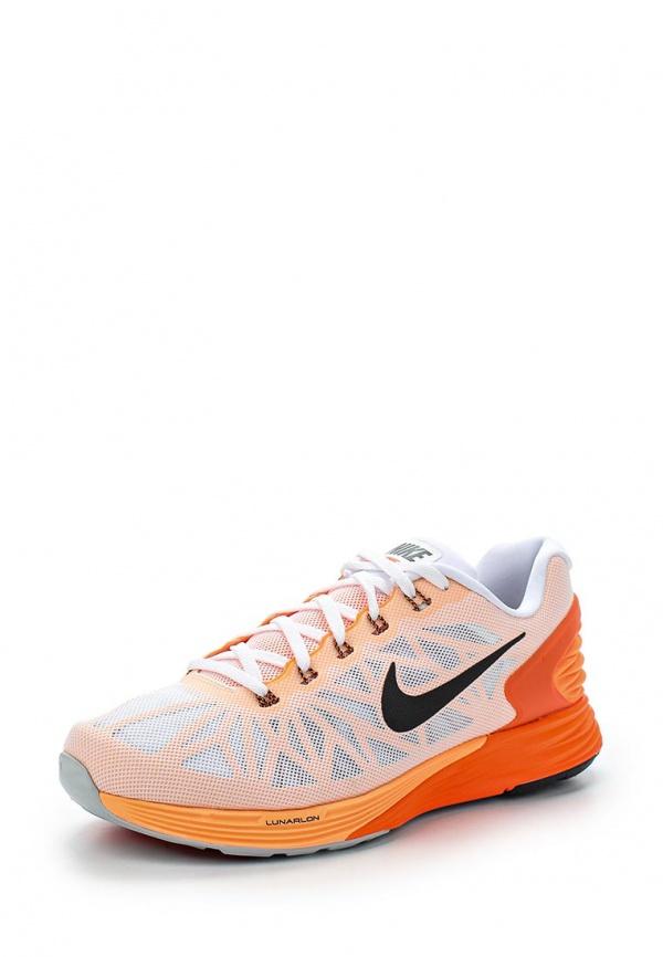 Кроссовки Nike 654433-108 оранжевые