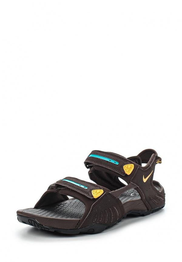 Сандалии Nike 312839-283 коричневые