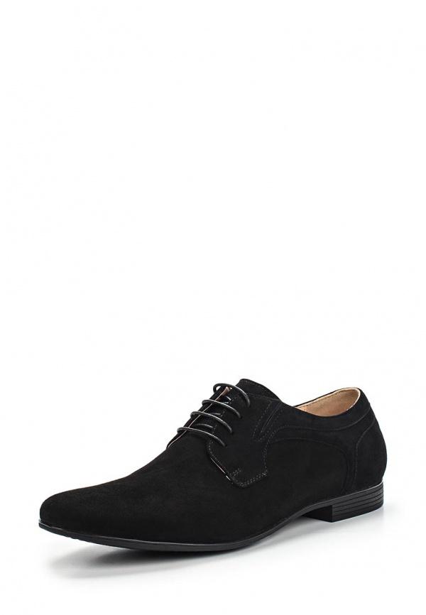 Туфли Mascotte 09-511402-0602 чёрные