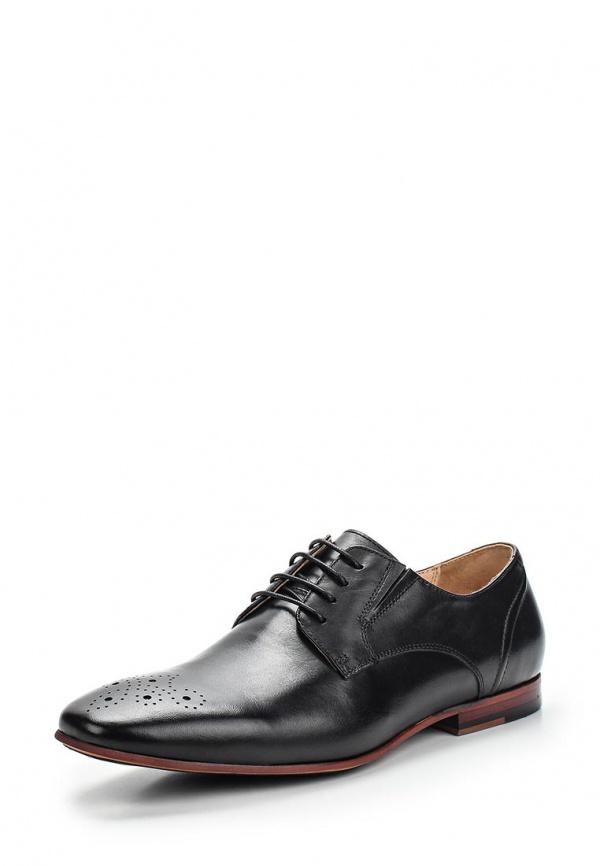 Туфли Mascotte 22-513202-0102 чёрные