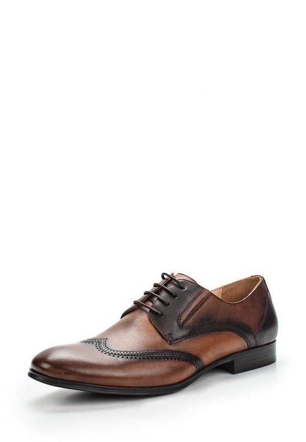 Туфли Mascotte 22-511702-0109 коричневые