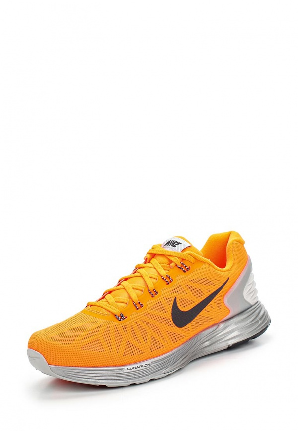 Кроссовки Nike 683651-800 оранжевые