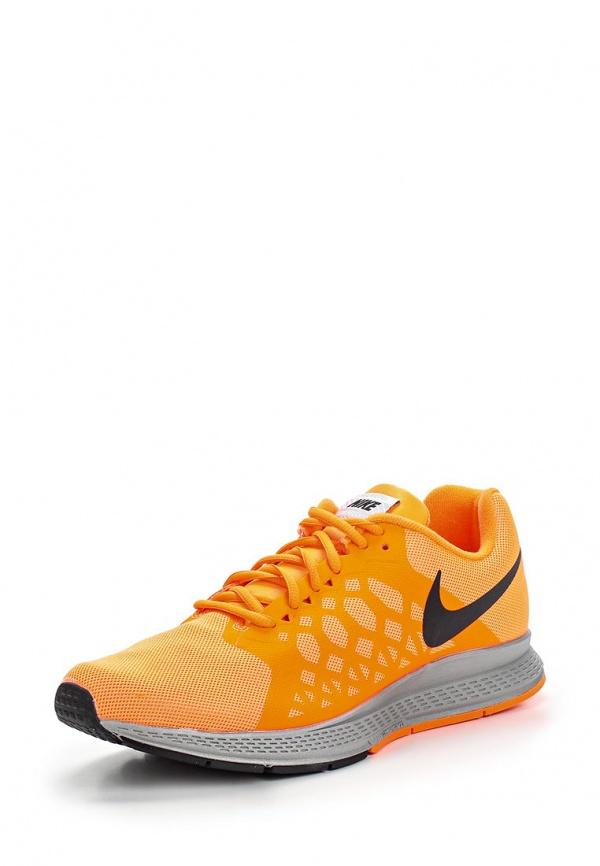 Кроссовки Nike 683676-008 оранжевые