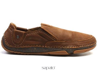 Ботинки AirBox TW141535M BROWN Мокасины муж AIR BOX коричневые