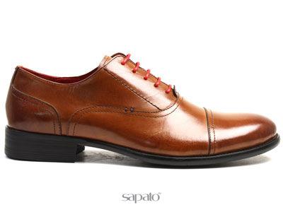 Туфли AirBox HA14538-3 Brown Туфли муж AIR BOX коричневые