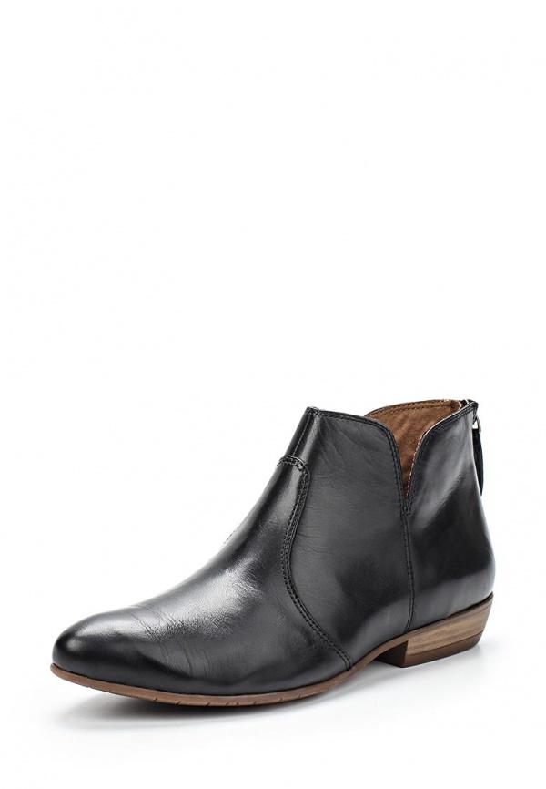 Ботинки Tamaris 1-1-25308-34-001 чёрные