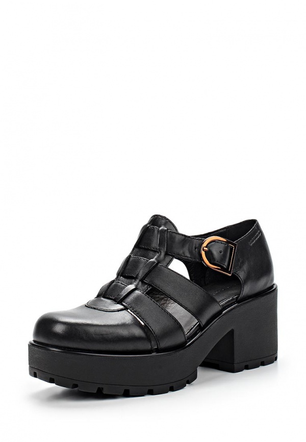 Туфли Vagabond 3947-901-20 чёрные
